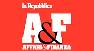 Euroconnection su Affari&Finanza di Repubblica