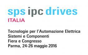 SPS Italia - IPC drives 2016